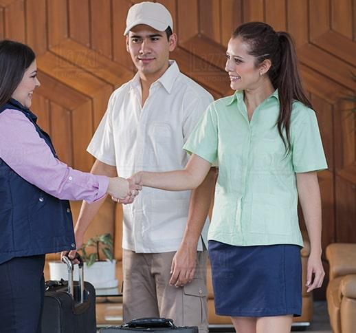 Uniformes para Hoteles