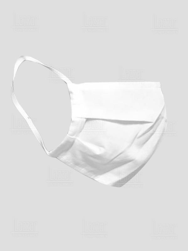 Cubrebocas lavable doble capa premium