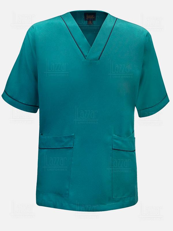 Filipina para Enfermera color verde