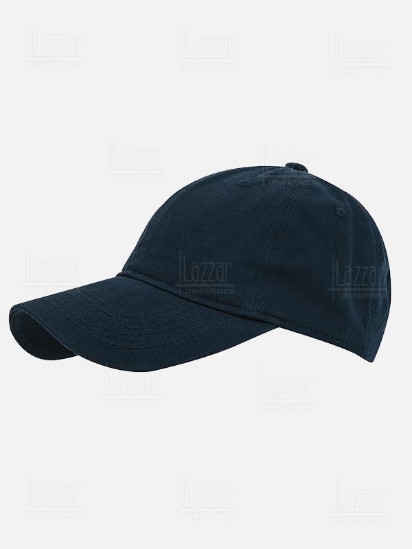 Gorra color marino