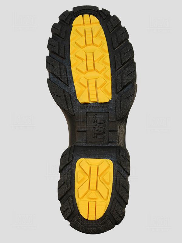 Botas dielectrica calzado de seguridad color negro