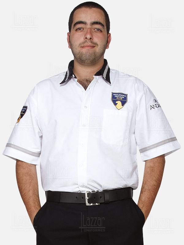 Camisola para policia privada